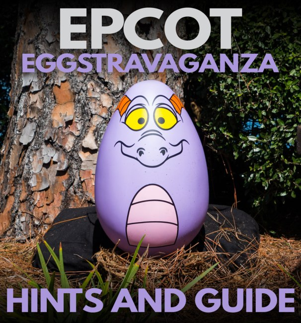 Epcot EGGstravaganza 2017 - Hints, Solutions, and Guide