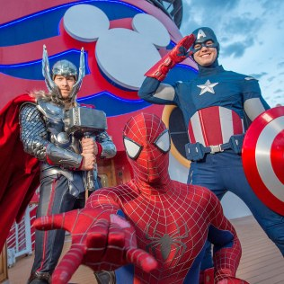 Marvel Day at Sea - Disney Cruise Line