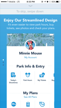 My Disney Experience App Tutorial