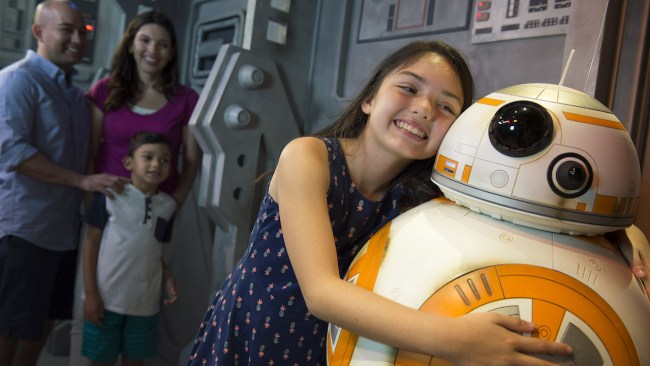 BB-8 Meet and Greet