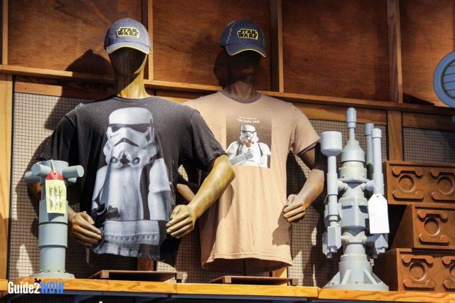 Tatooine Traders Merchandise - Star Wars at Disney World