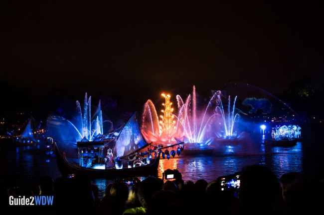 Rivers of Light - Animal Kingdom Show
