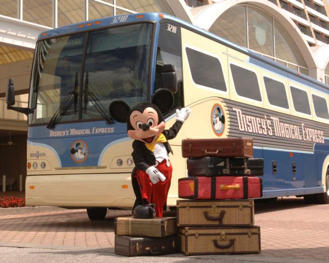 Disney World Magical Express