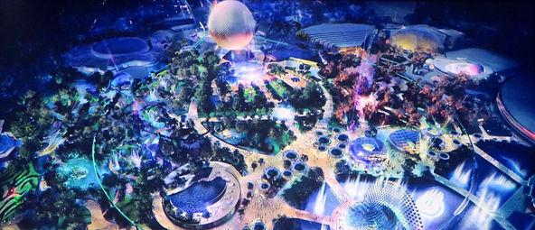 Future World Concept Art D23