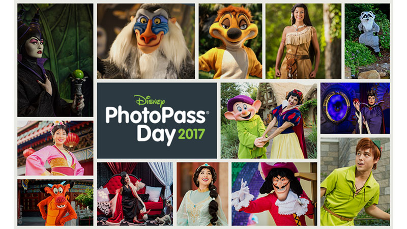 Disney PhotoPass Day is coming August 19 – Here are all the special photo ops.