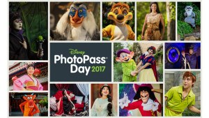 Disney World PhotoPass Day