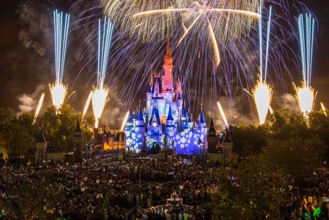 Holiday Wishes - Disney World