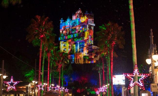 Sunset Seasons - The Holidays at Disney World