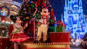 Very Merry Christmas at Disney World