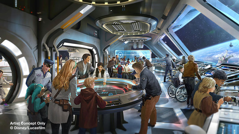 Star Wars Resort, Guardians of the Galaxy Ride, and More: Our Favorite Announcements from the D23 Expo Japan