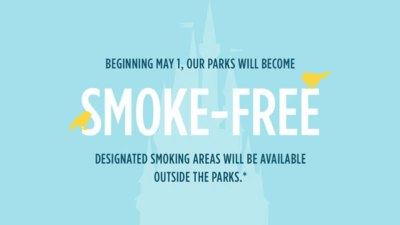 Disney World and Disneyland - Smoke Free