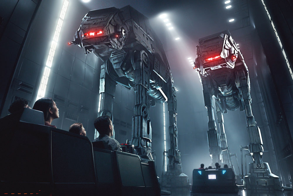 Star Wars: Rise of the Resistance opening dates announced for Disneyland and Disney World