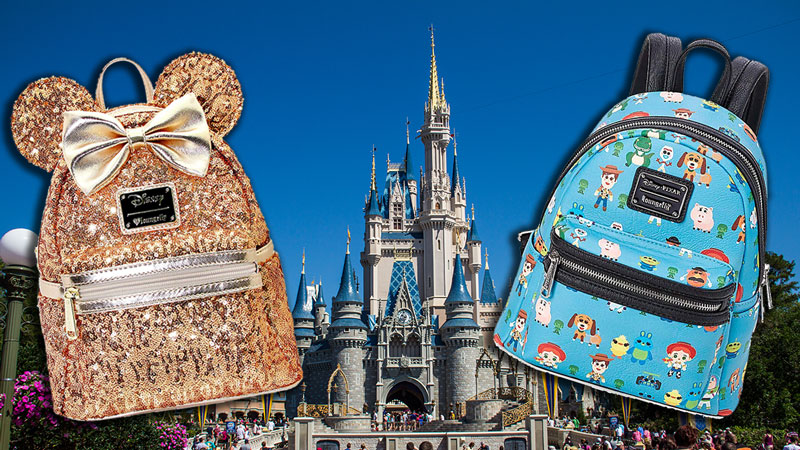 The 5 Best Bags and Purses for Your Day at the Disney Parks