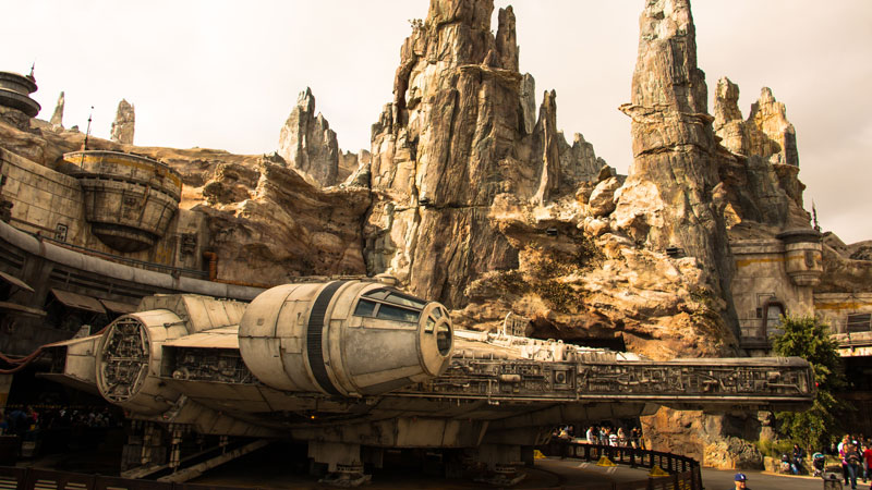 Disney World announces Annual Passholder Previews for Star Wars: Galaxy's Edge
