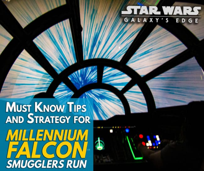 Millennium Falcon Smugglers Run Ride - Tips and Complete Guide