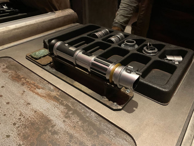 Savi's Lightsaber - Star Wars Galaxy's Edge
