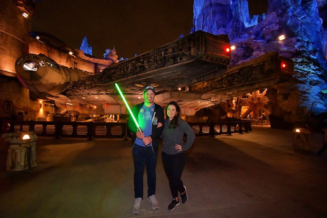 Photopass Star Wars Galaxys Edge- Disneyland- Guide2WDW