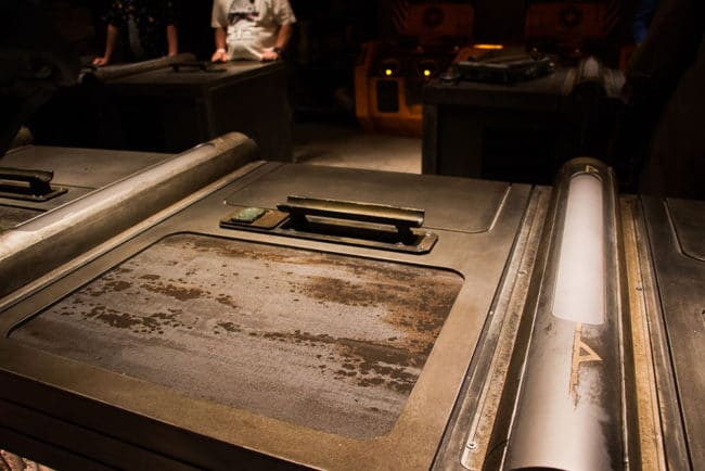 Workstation - Savis Workshop - Galaxys Edge Star Wars Galaxys Edge- Disneyland- Guide2WDW