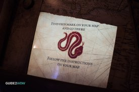 Instructions - A Pirate's Adventure – Treasure of the Seven Seas - Magic Kingdom Attraction