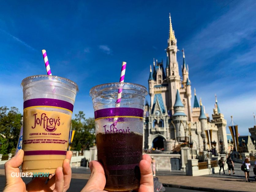 Joffrey's Coffee - Disney World Coffee