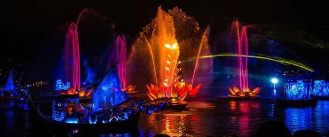Rivers of Light - Animal Kingdom Show - Disney World Entertainment - Disney World Entertainment - Guide2WDW