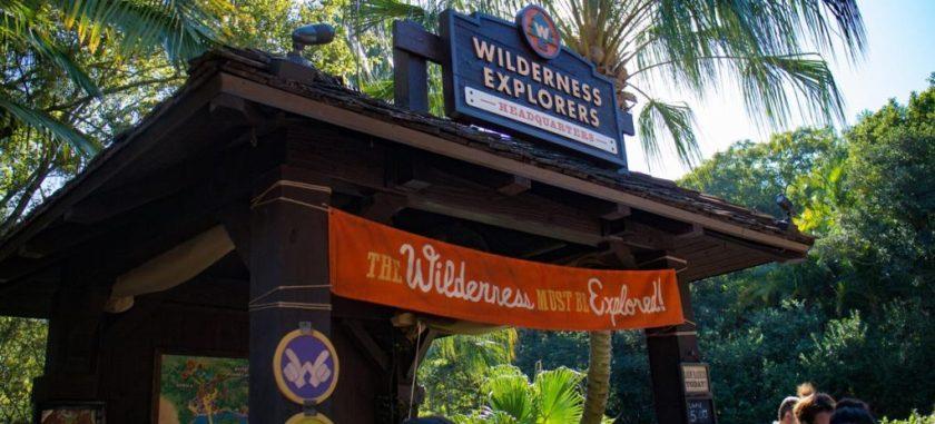 Wilderness Explorers - Animal Kingdom Attraction