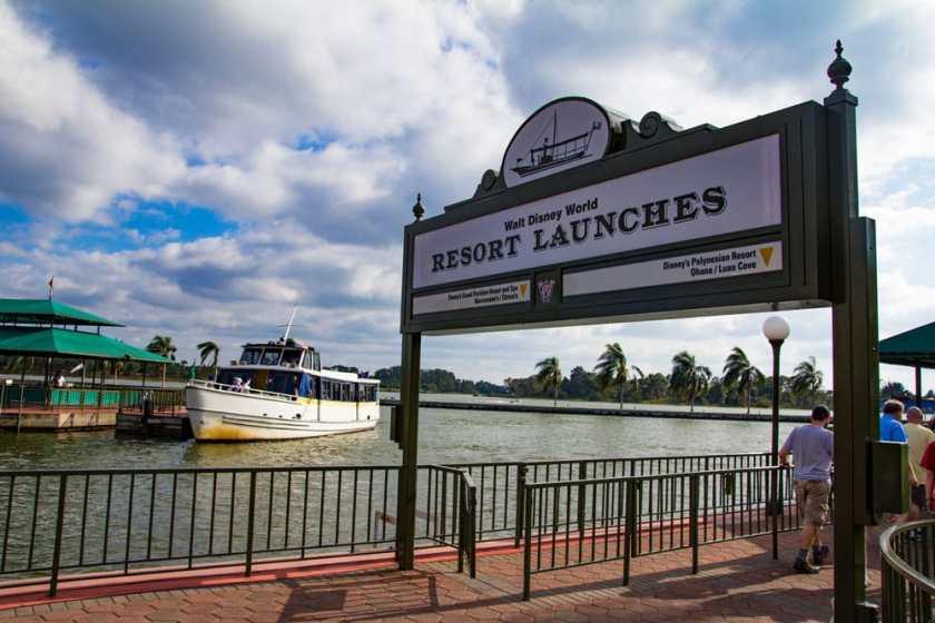 Magic Kingdom - Resort Launches
