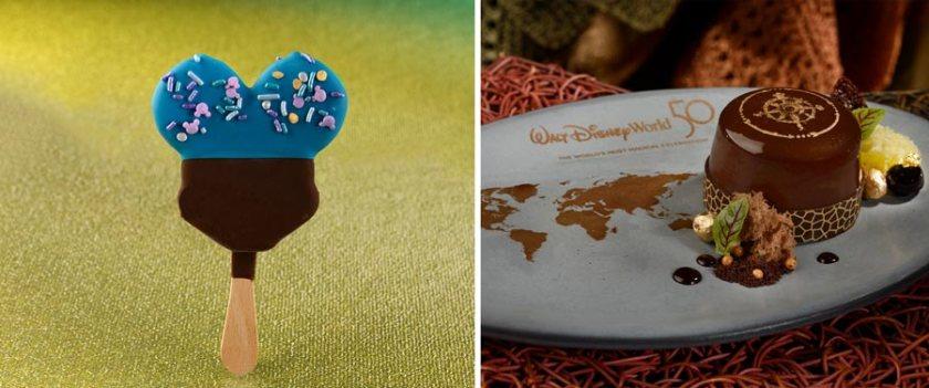 Disney World 50th Anniversary Desserts - Food Guide - Animal Kingdom