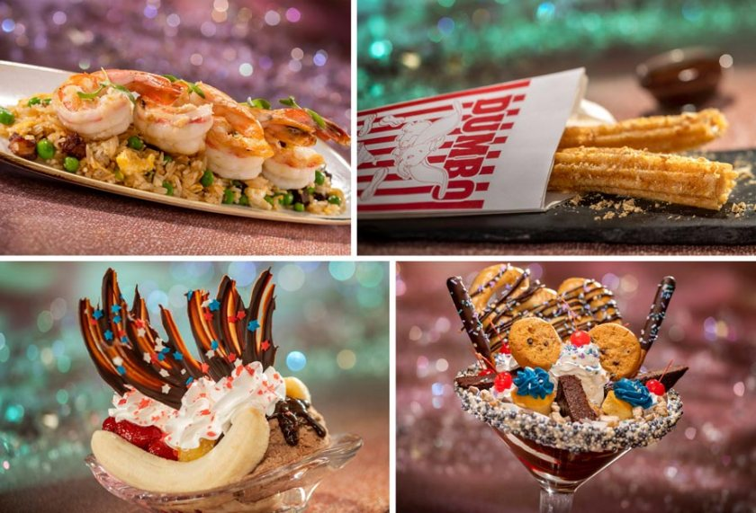 Disney World 50th Anniversary Desserts - Food Guide - Magic Kingdom