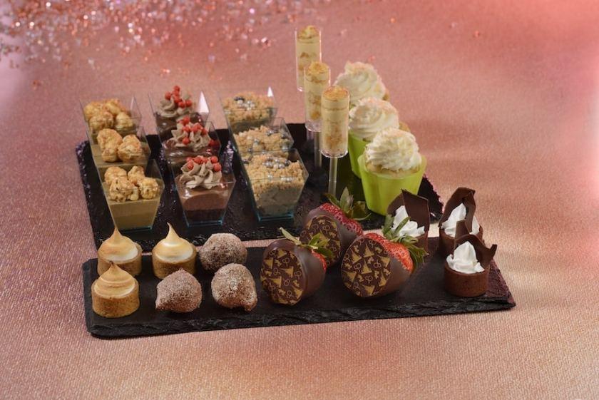 Magic Kingdom 50th Anniversary Fireworks Dessert Party - Desserts