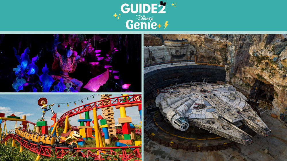 How to Maximize Genie+ Lightning Lane Reservations | Guide 2 Disney Genie