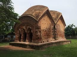 জোড় বাংলা মন্দির, রাজবাড়ি