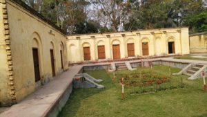 বিখ্যাত কবি মধুসূদন দত্তের বাড়ি মধুপল্লী,  সাগরদাঁড়ি,  যশোর