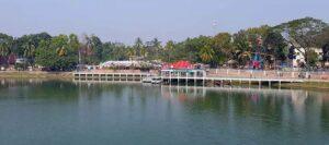 শকুনি লেক ভ্রমণ মাদারীপুর