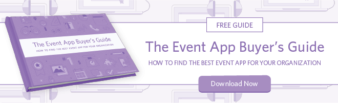 Conference event app