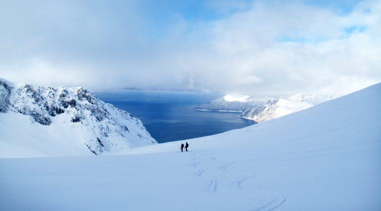 Ski Hors piste Norvége
