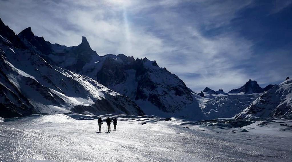Randonnée sur glacier Mer de Glace