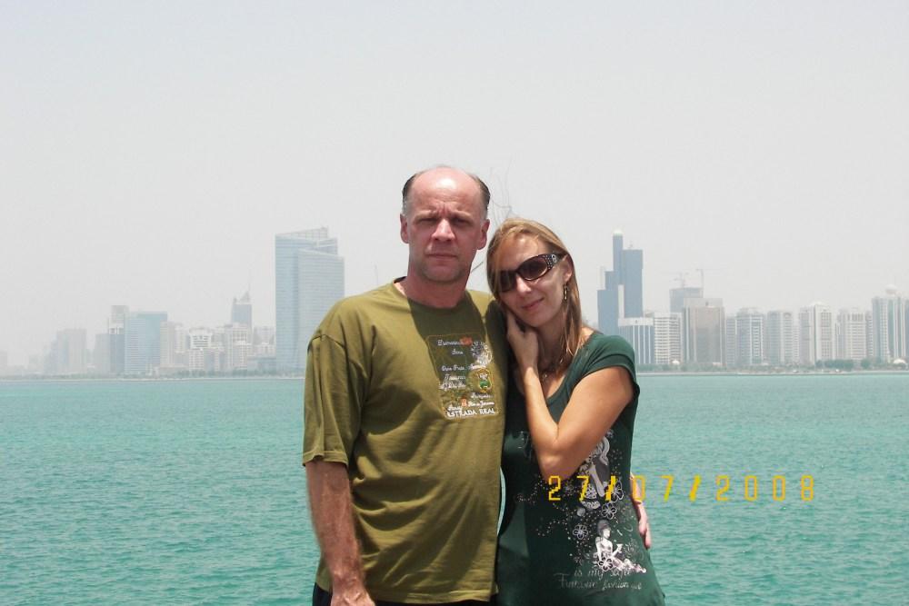 Viagem a Dubai e Abu Dhabi (1/6)