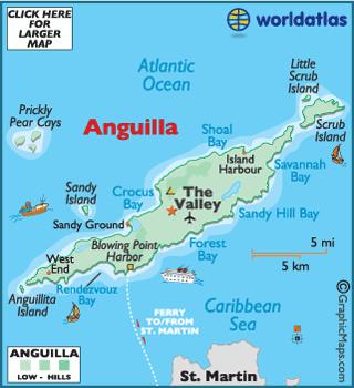 Viagem a Anguilla (2/5)