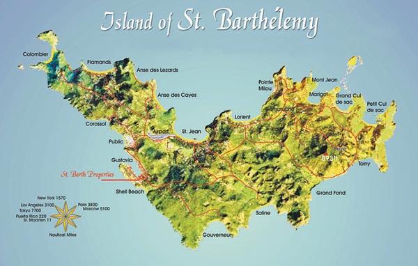 Viagem a St Barthelemy (St Barths) (3/6)
