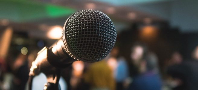 Beyond Your Fear of Public Speaking