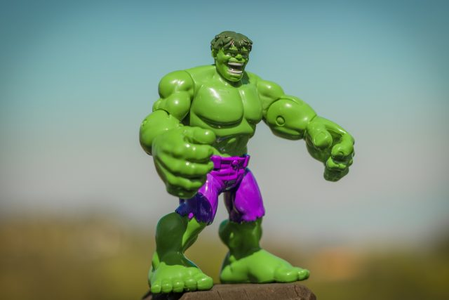 The Incredible Hulk's Guide to Happiness
