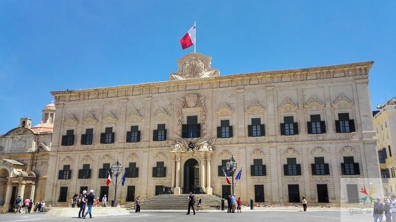 Auberge de Castille Malte