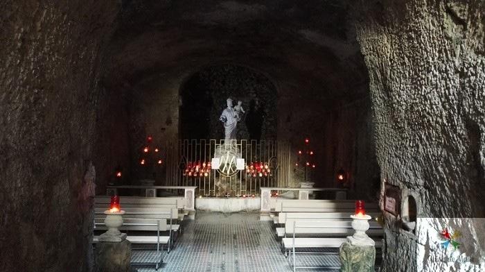 entree de la chapelle malte