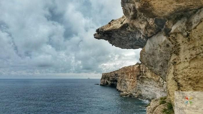 falaises sud malte