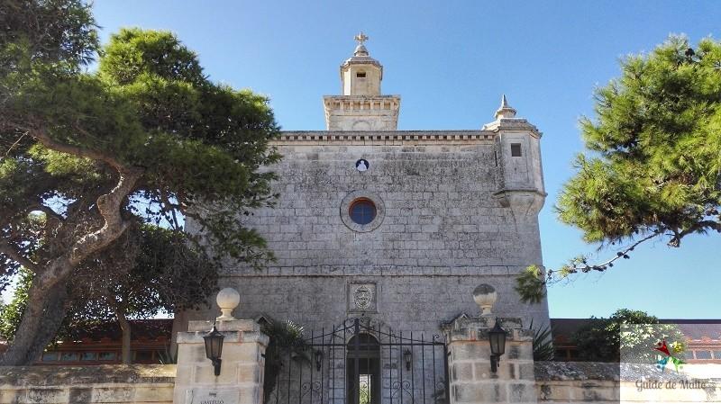 Castello Zammitello palace mariage malte