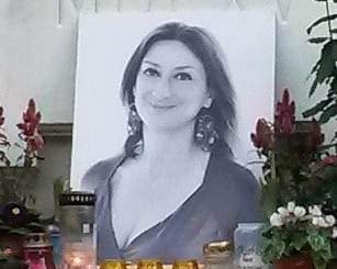 Daphné Caruana Galizia malte journaliste assasinat
