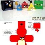 Geometry-Angry Birds 3D shapes