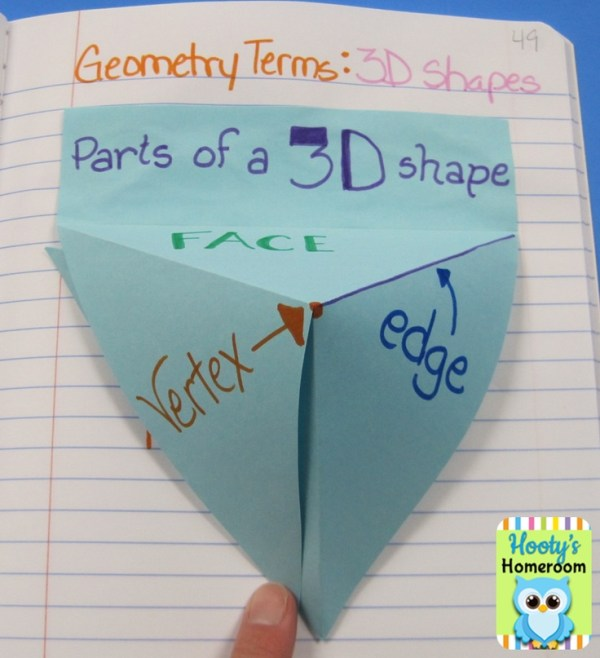 Geometry 3D shapes