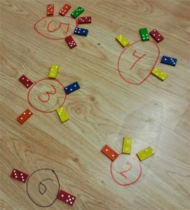 Guided Math Kindergarten Place Value Activities